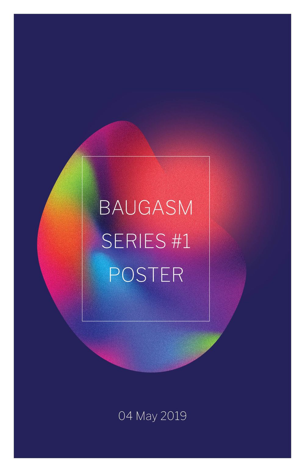 Baugasm Series #1 Poster - image 2 - student project