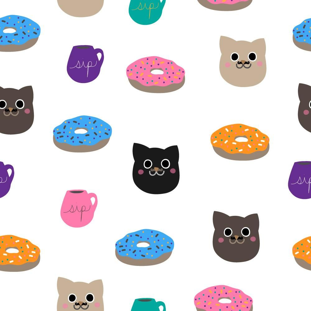 Cats and Donuts - image 1 - student project