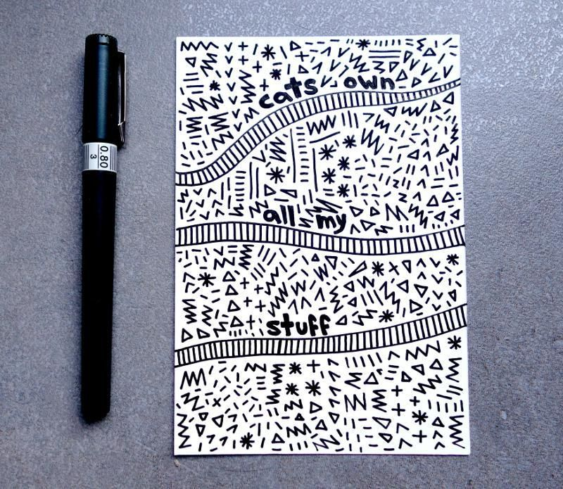Doodle Art: Sample Project - image 8 - student project