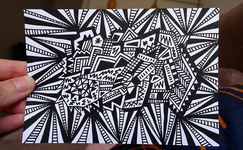 Doodle Art: Sample Project - image 4 - student project