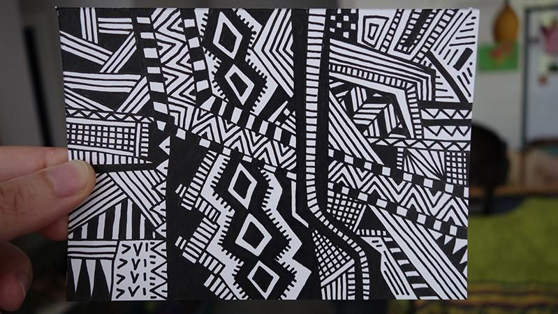 Doodle Art: Sample Project - image 3 - student project