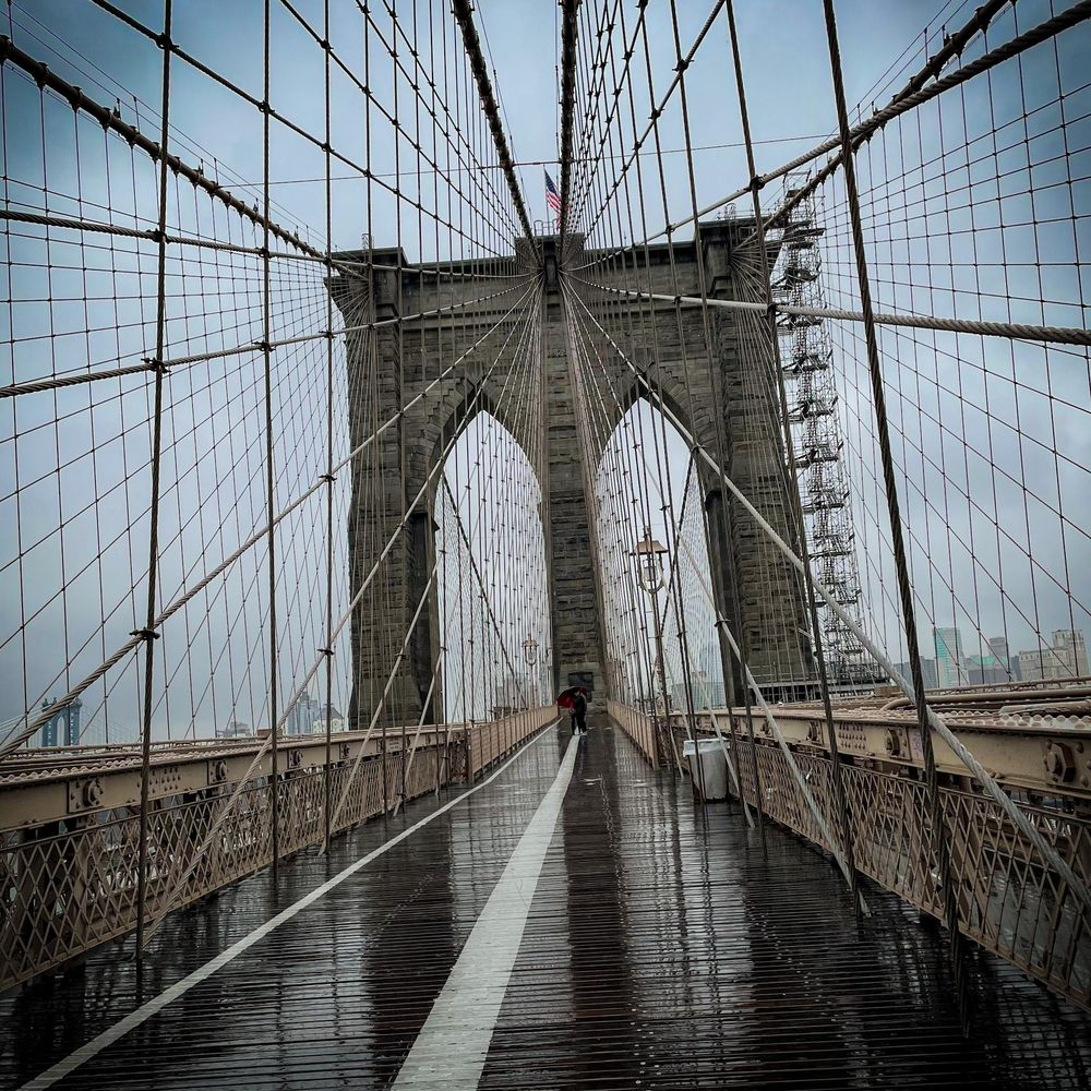 Brooklyn Bridge - image 1 - student project