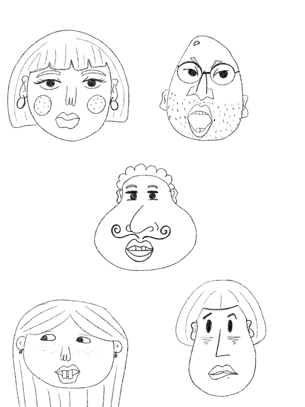 Fun With Drawing - image 4 - student project