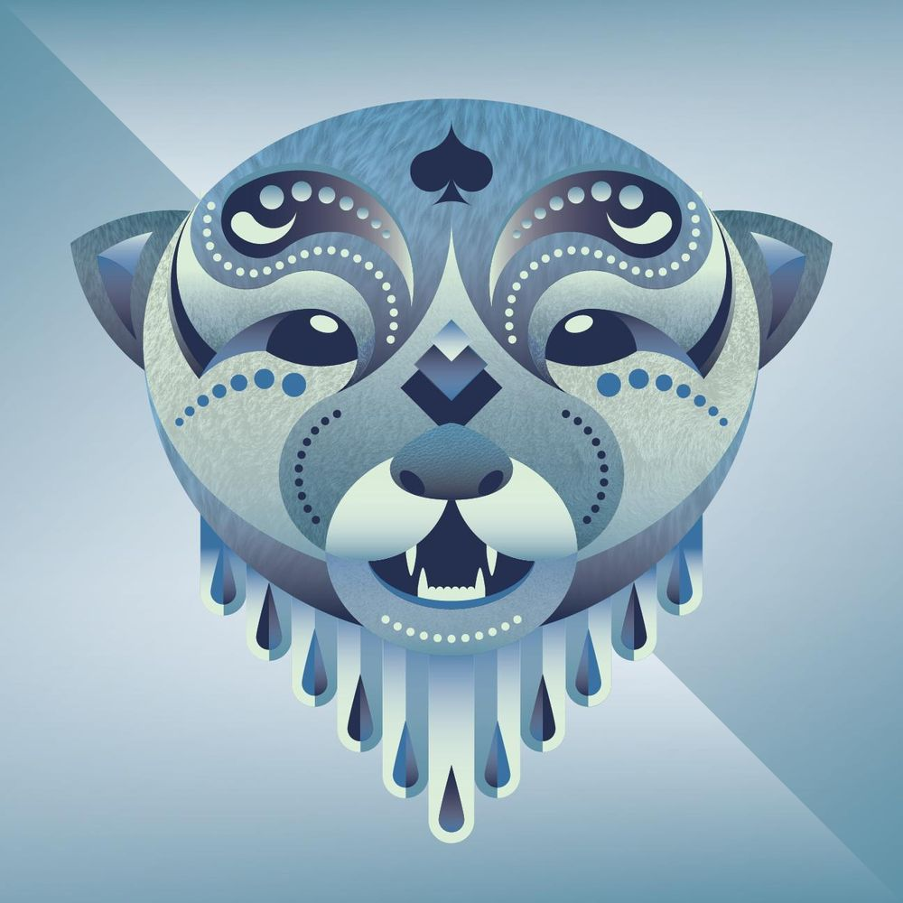 Her Majesty the Otter Queen of Spades - image 3 - student project