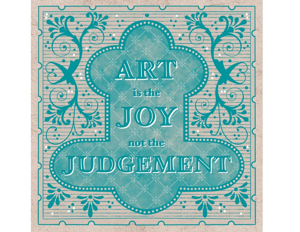 Art is Joy - image 1 - student project