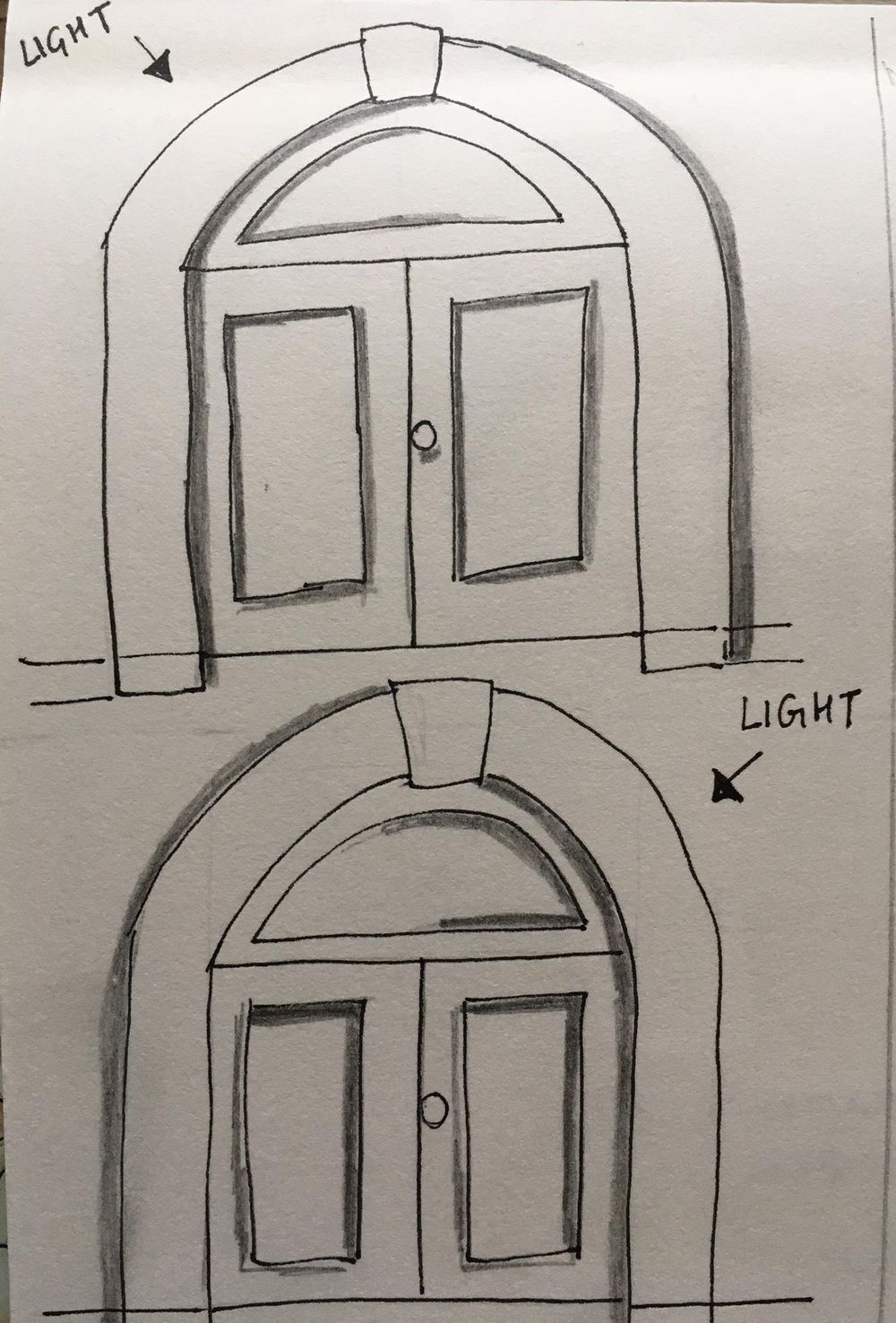Every door tells a story! - image 1 - student project
