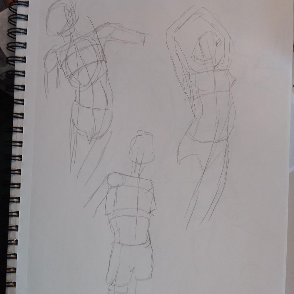 excellent class, hopefully some progress - image 1 - student project