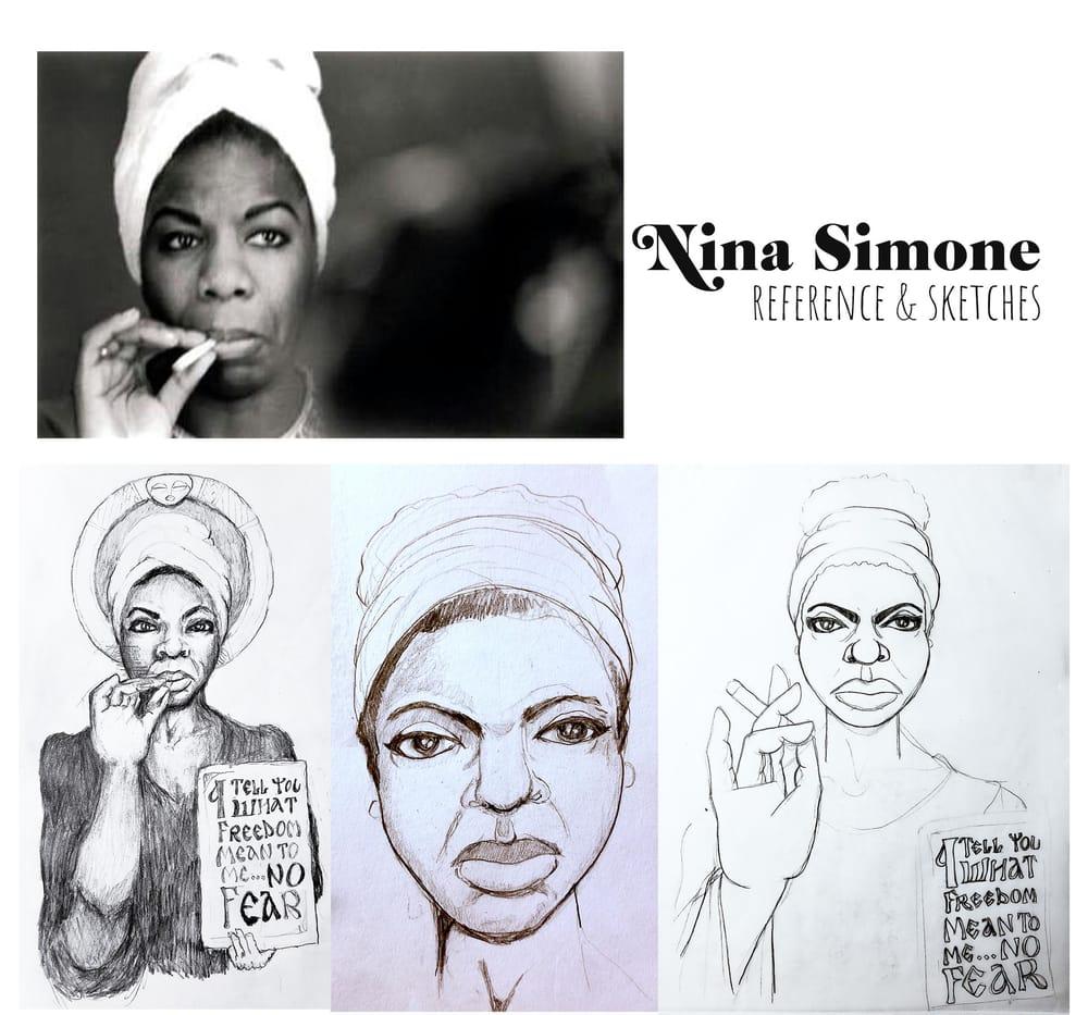 Ms. Nina Simone - image 3 - student project