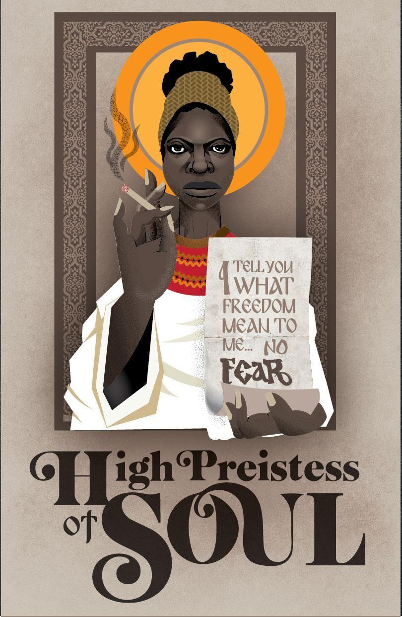 Ms. Nina Simone - image 5 - student project