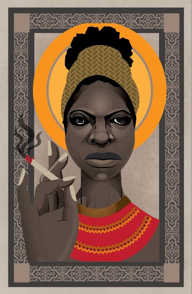 Ms. Nina Simone - image 6 - student project