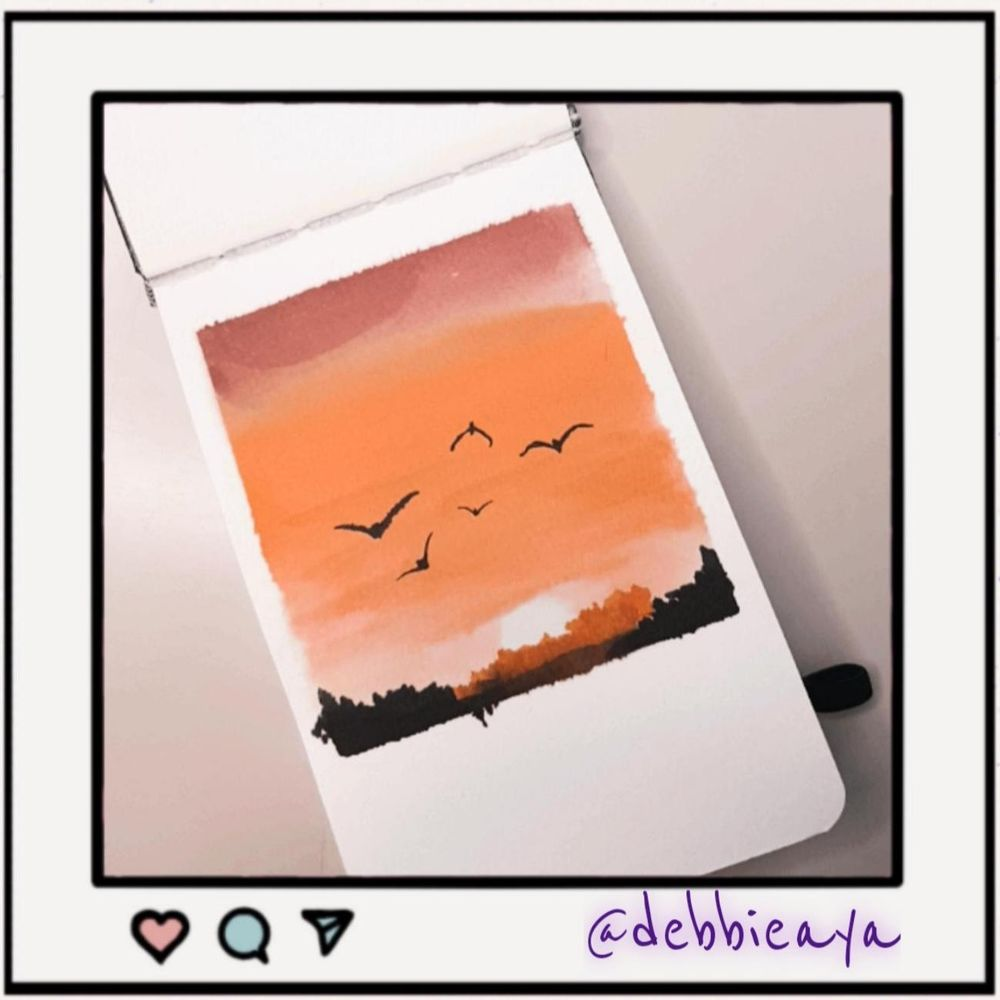 Drawing Birds - image 1 - student project