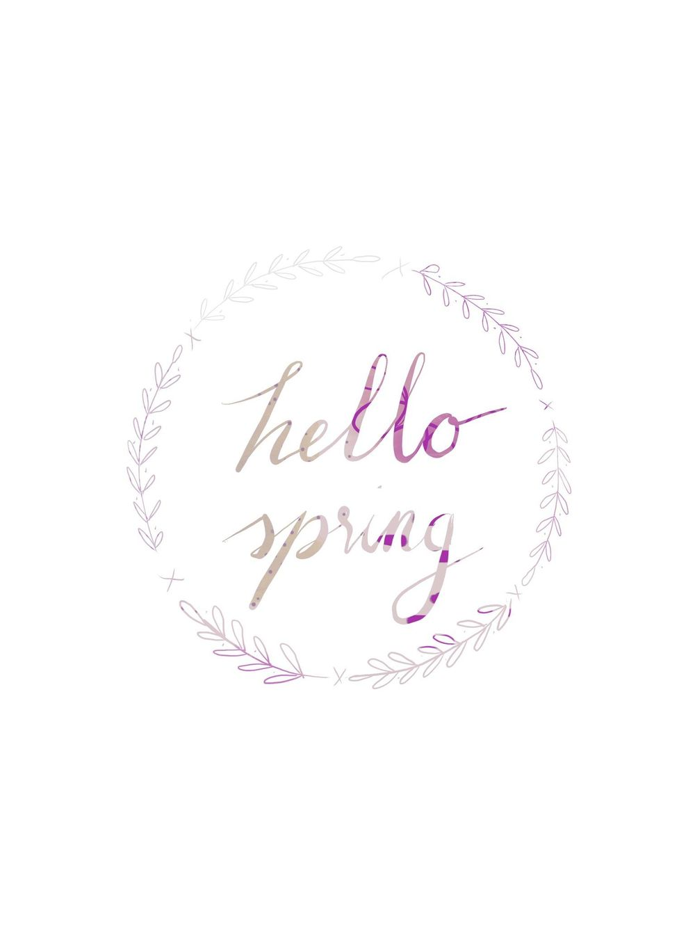 hello spring - image 1 - student project