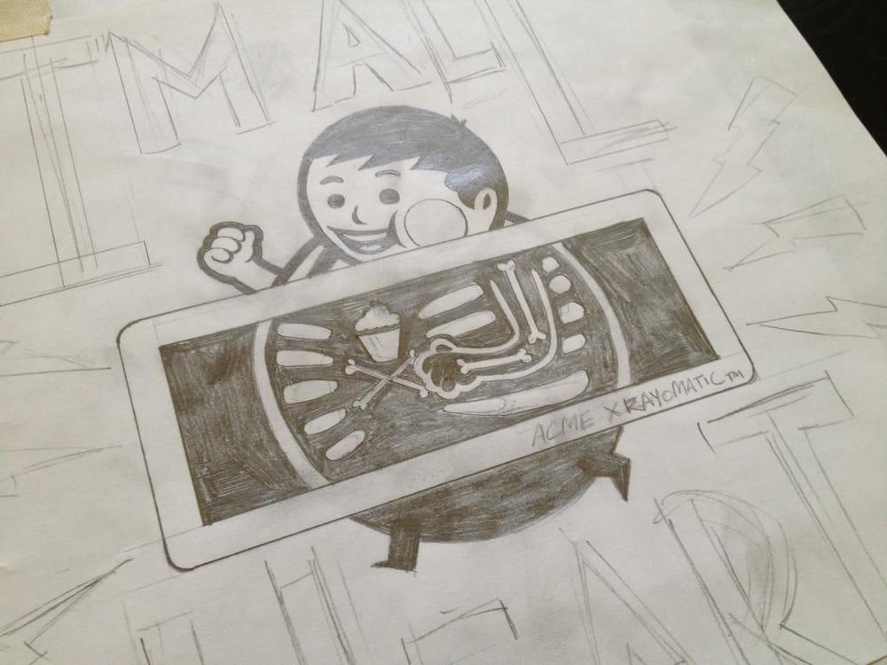 Big Kid - X-Ray - image 3 - student project