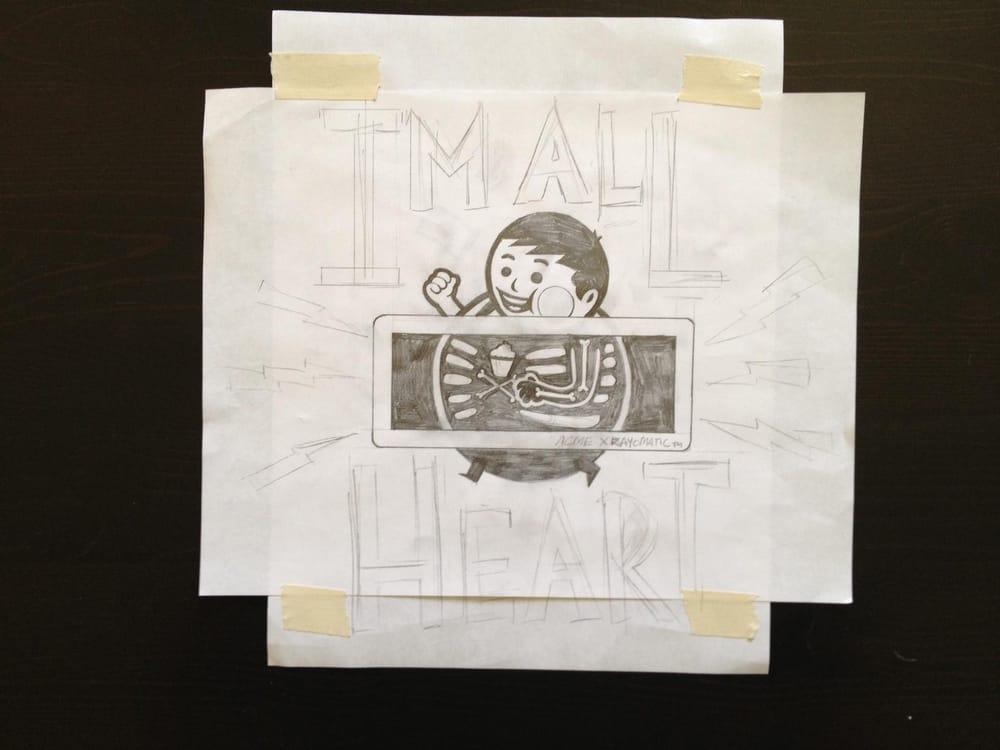Big Kid - X-Ray - image 1 - student project