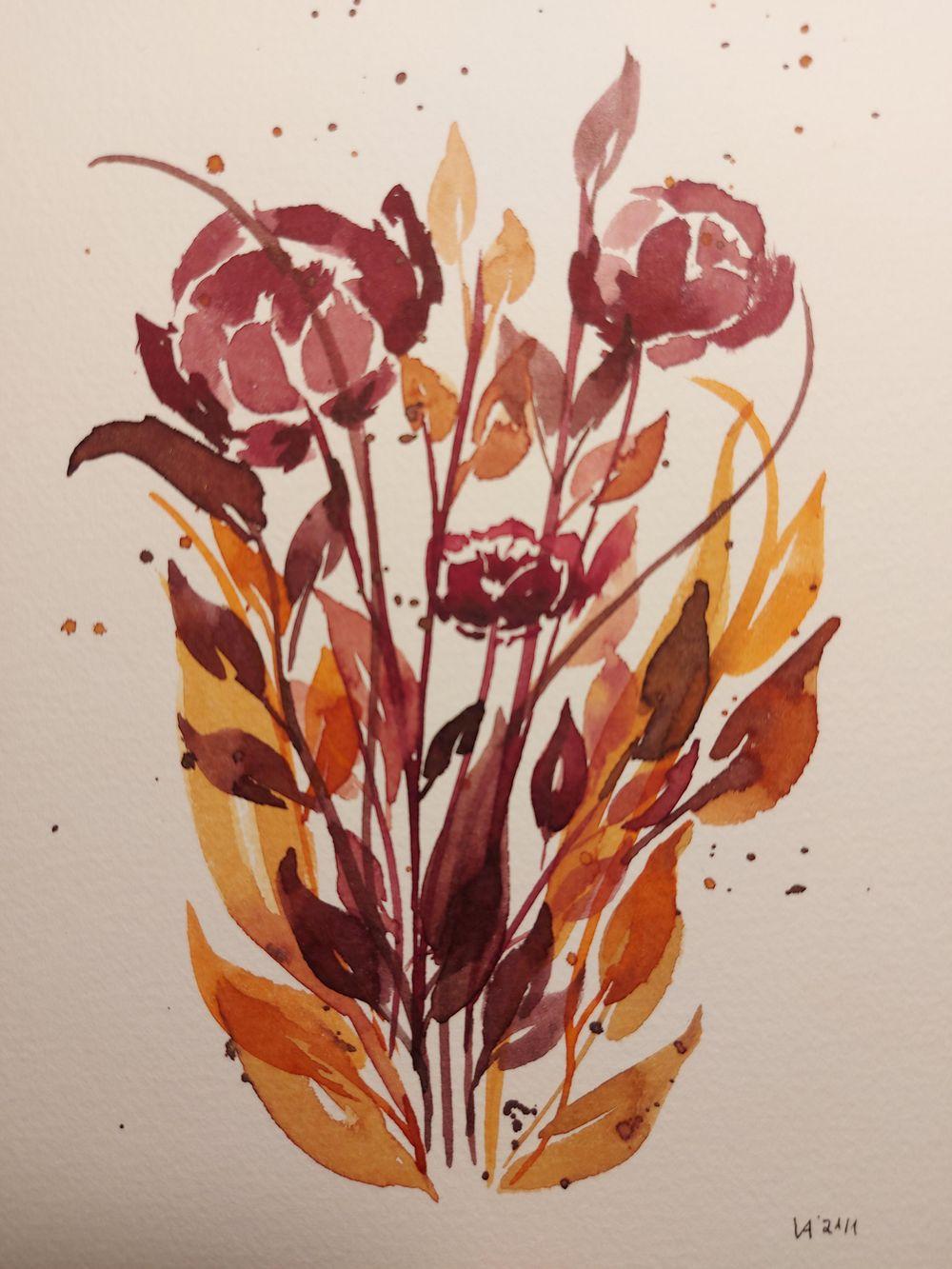 Double Bouquet - image 1 - student project