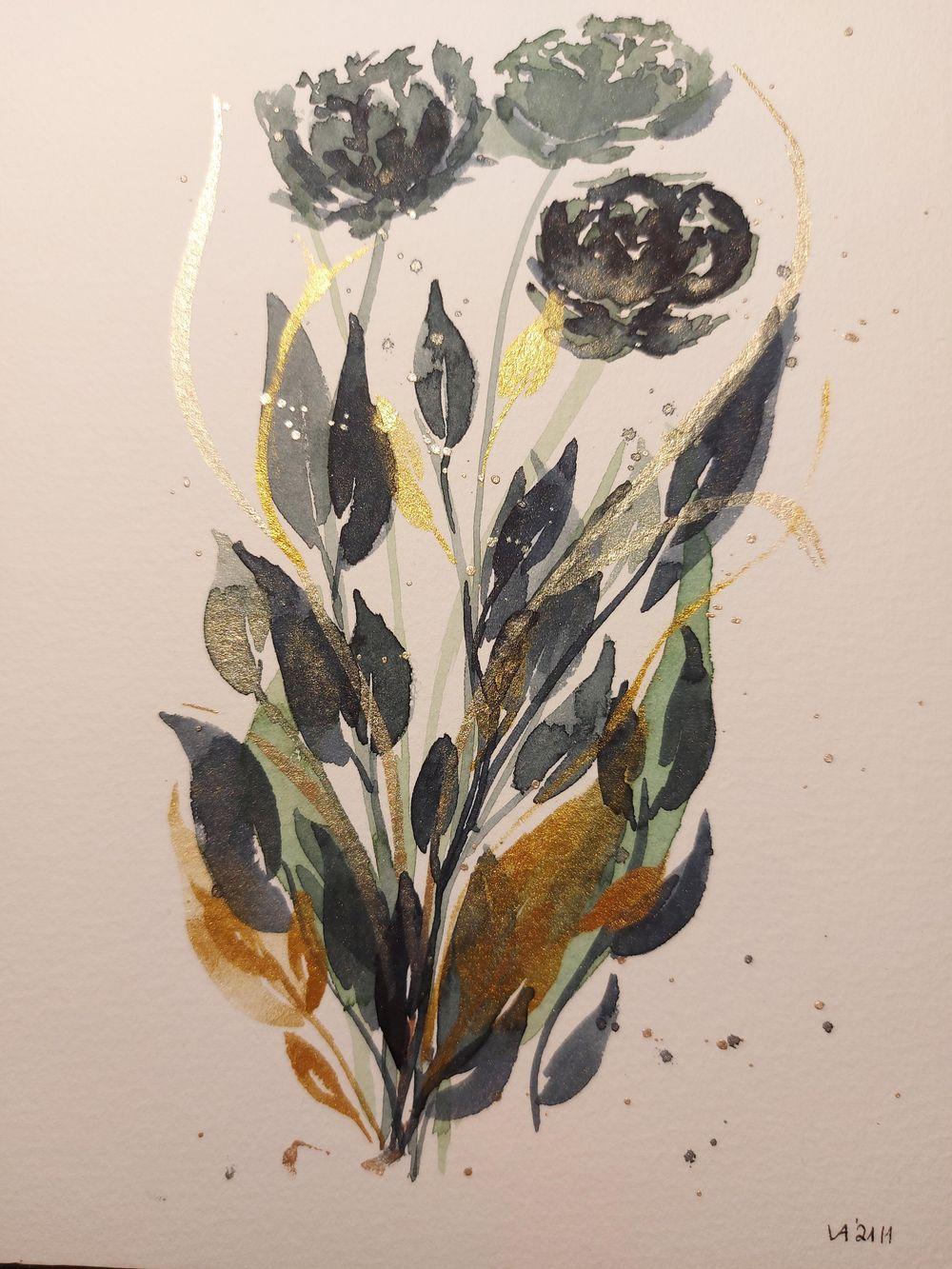 Double Bouquet - image 2 - student project