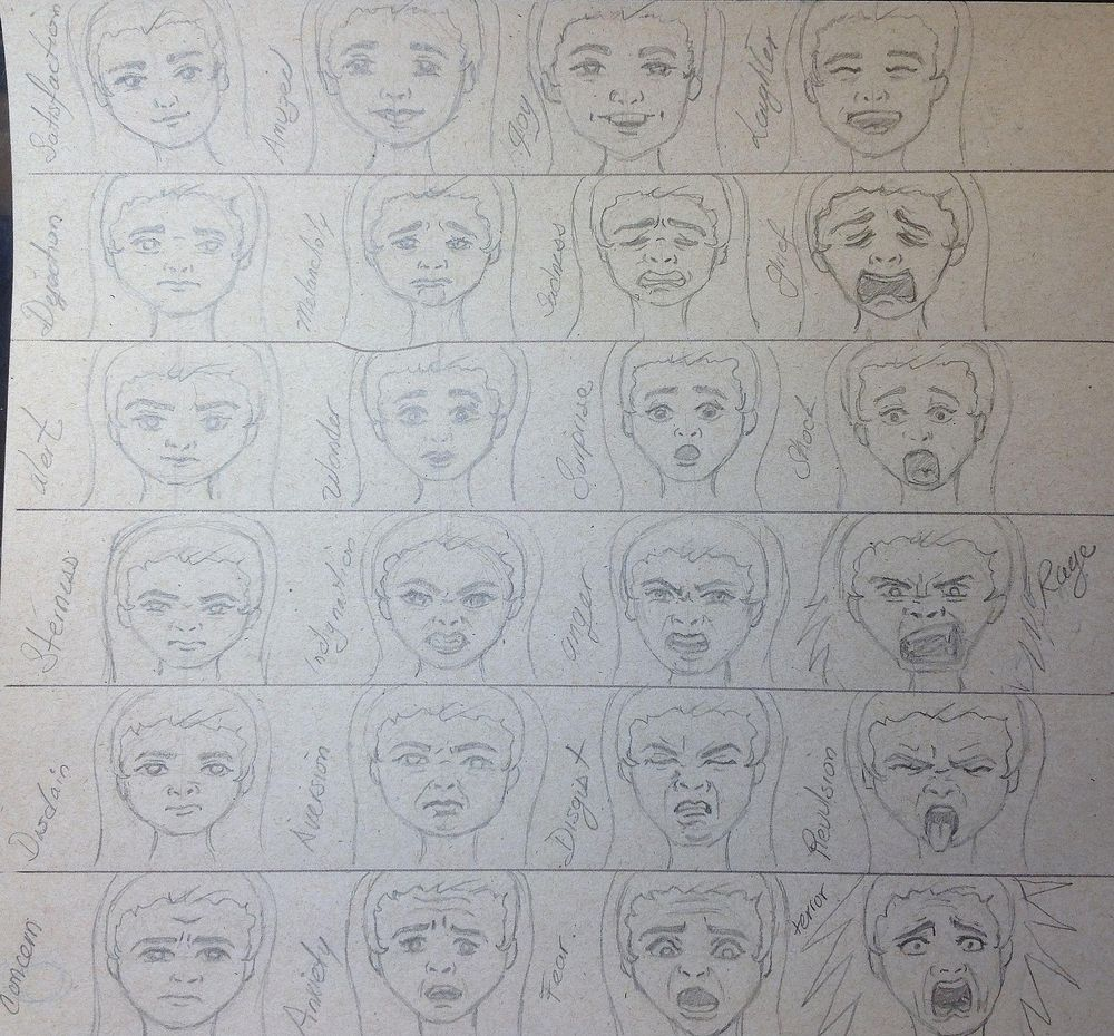 Emotions - image 1 - student project