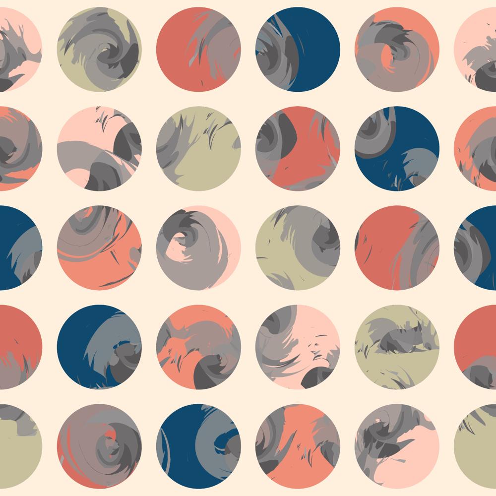 Dot pattern - image 1 - student project