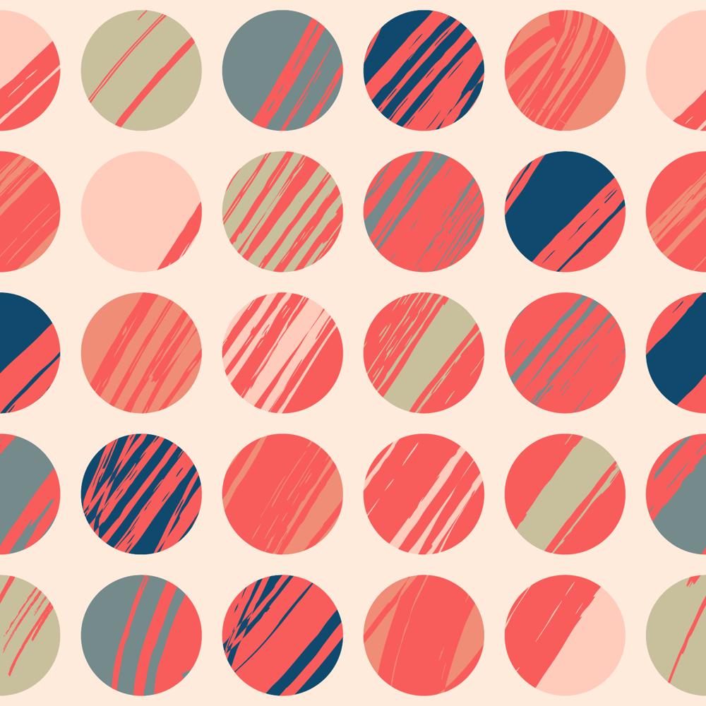 Dot pattern - image 2 - student project