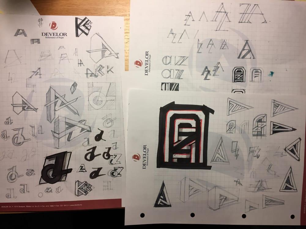 AZ logo - image 4 - student project