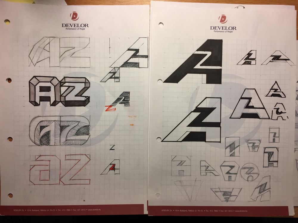 AZ logo - image 3 - student project