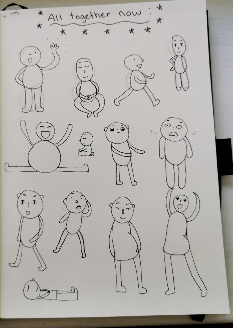 Rebel anatomy - image 4 - student project