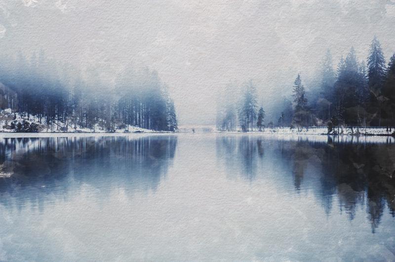Lake - image 1 - student project