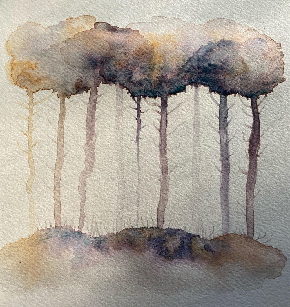 Relaxing Simple Trees - image 1 - student project