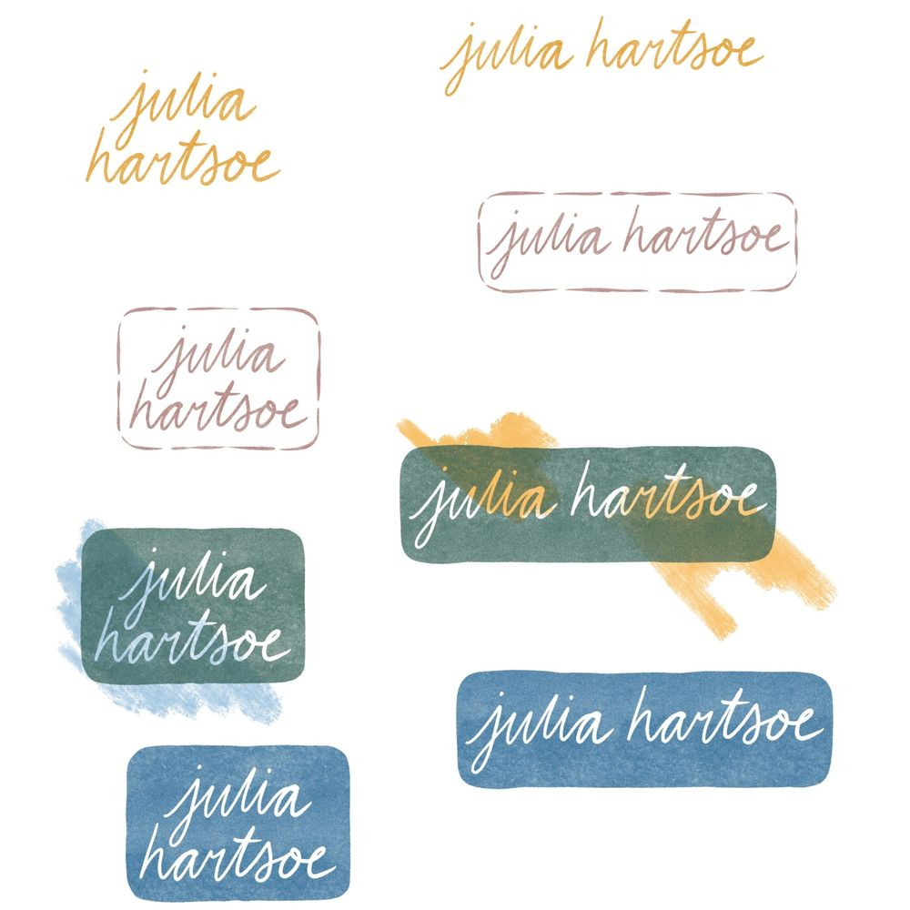Logo Stamps - image 1 - student project