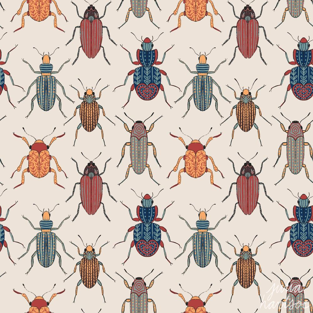 Repeat patterns in Affinity Designer - image 5 - student project