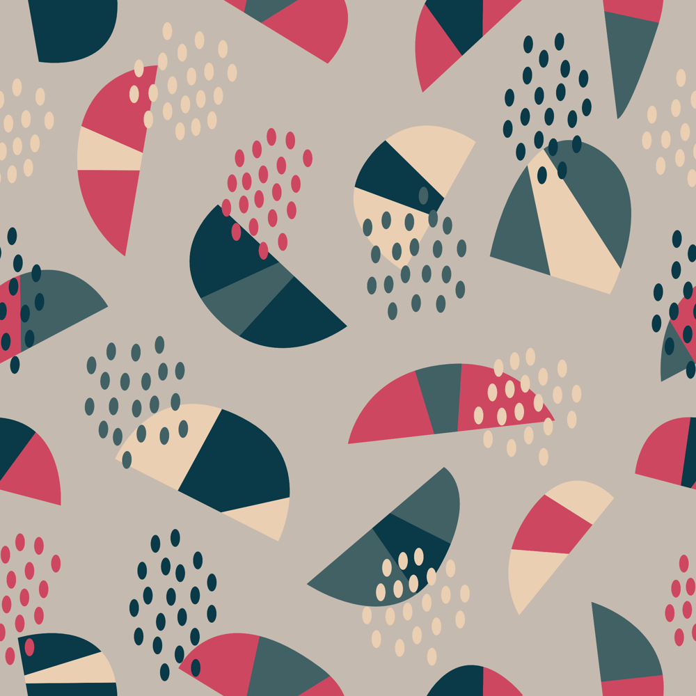 Repeat patterns in Affinity Designer - image 1 - student project
