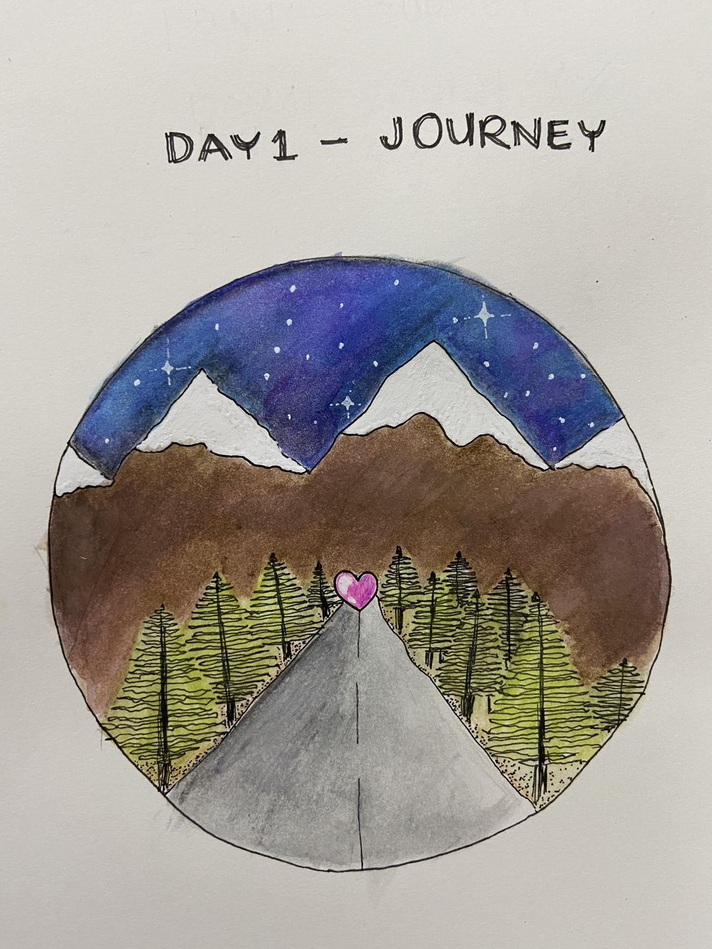 DAY 1 - Journey - image 3 - student project