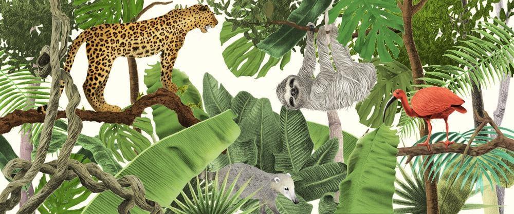 Jungle Scene - image 6 - student project