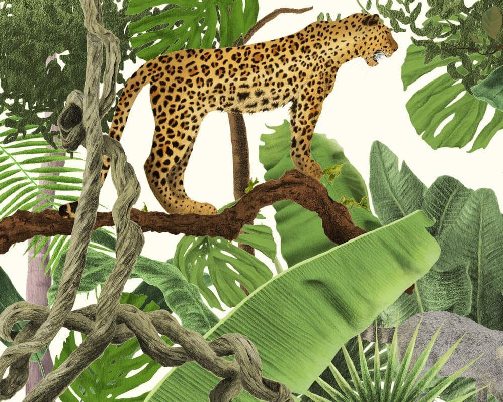 Jungle Scene - image 2 - student project