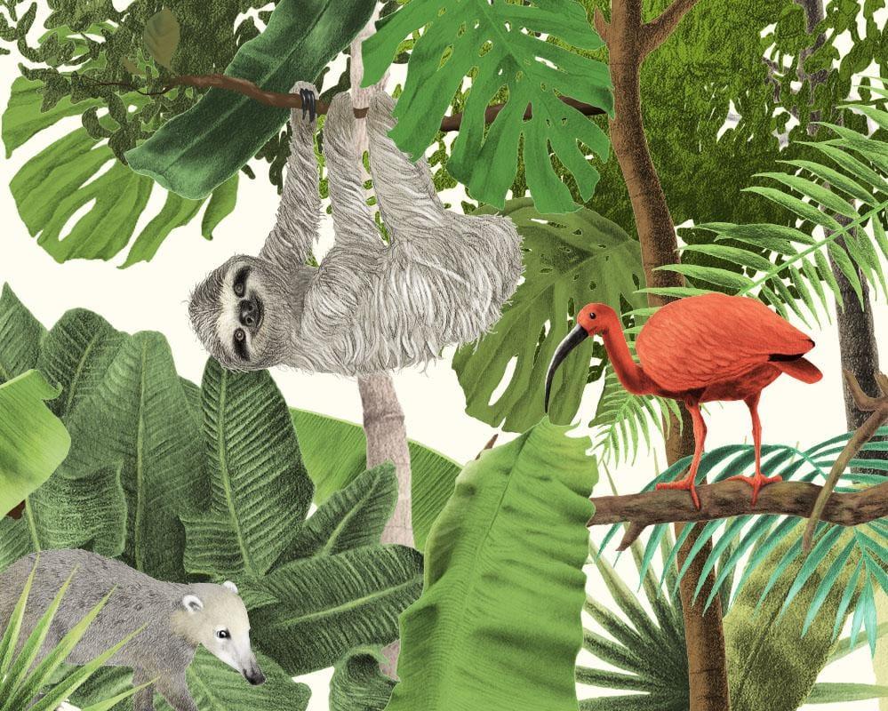 Jungle Scene - image 1 - student project