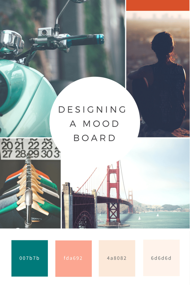 Creating A Mood Board To Brand Your Business - image 1 - student project