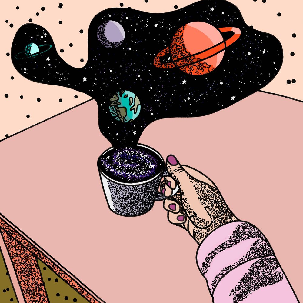The Universe in my cup - image 1 - student project