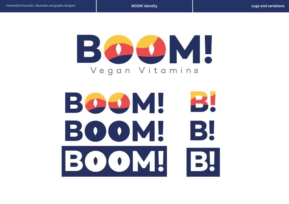Boom! Vegan vitamins - image 5 - student project
