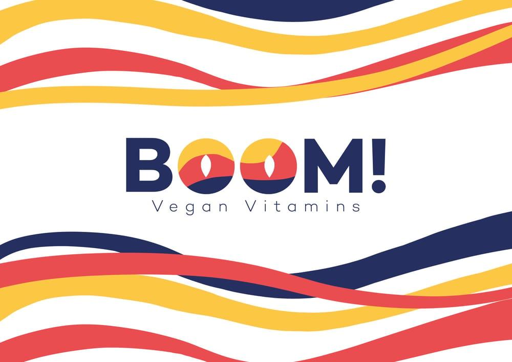 Boom! Vegan vitamins - image 1 - student project