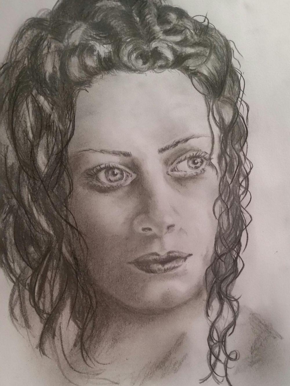 Portrait of a stranger ... - image 3 - student project