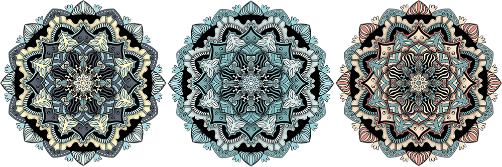 Procreate Mandalas: Sample Project - image 6 - student project