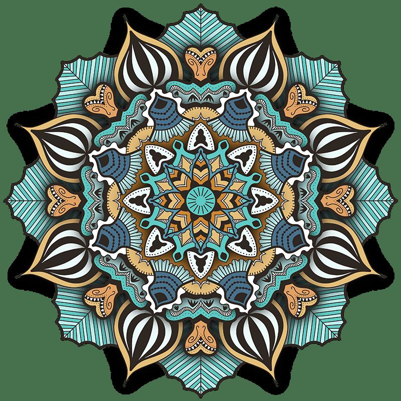 Procreate Mandalas: Sample Project - image 9 - student project