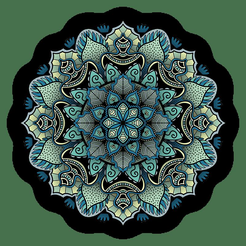 Procreate Mandalas: Sample Project - image 5 - student project
