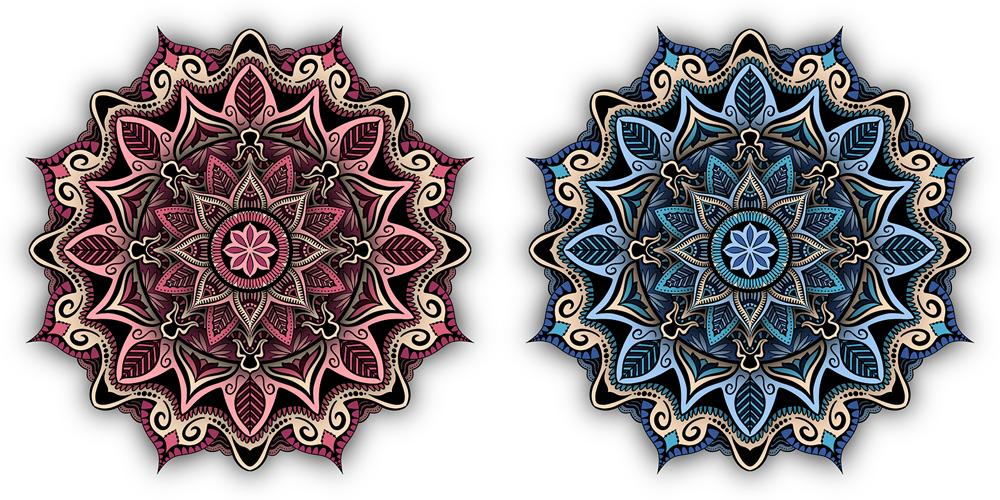 Procreate Mandalas: Sample Project - image 4 - student project
