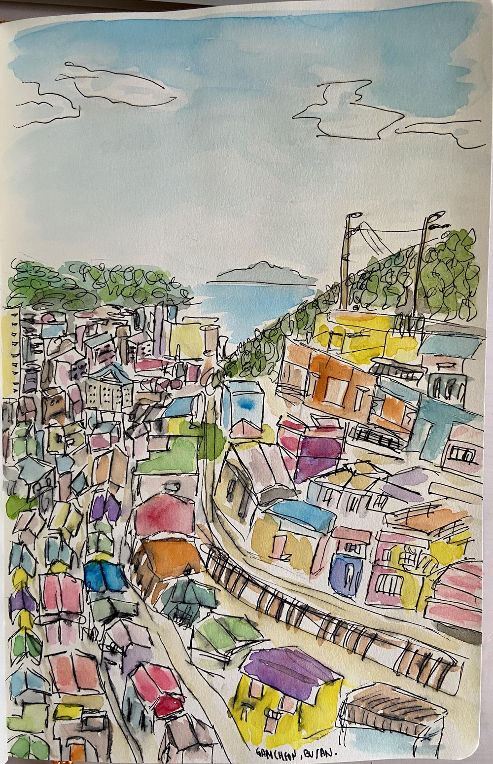 Gamcheon Culture Village, Busan - image 1 - student project