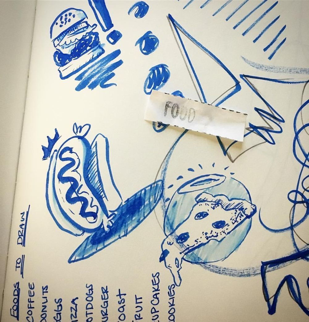 Sketchbook Magic - image 1 - student project