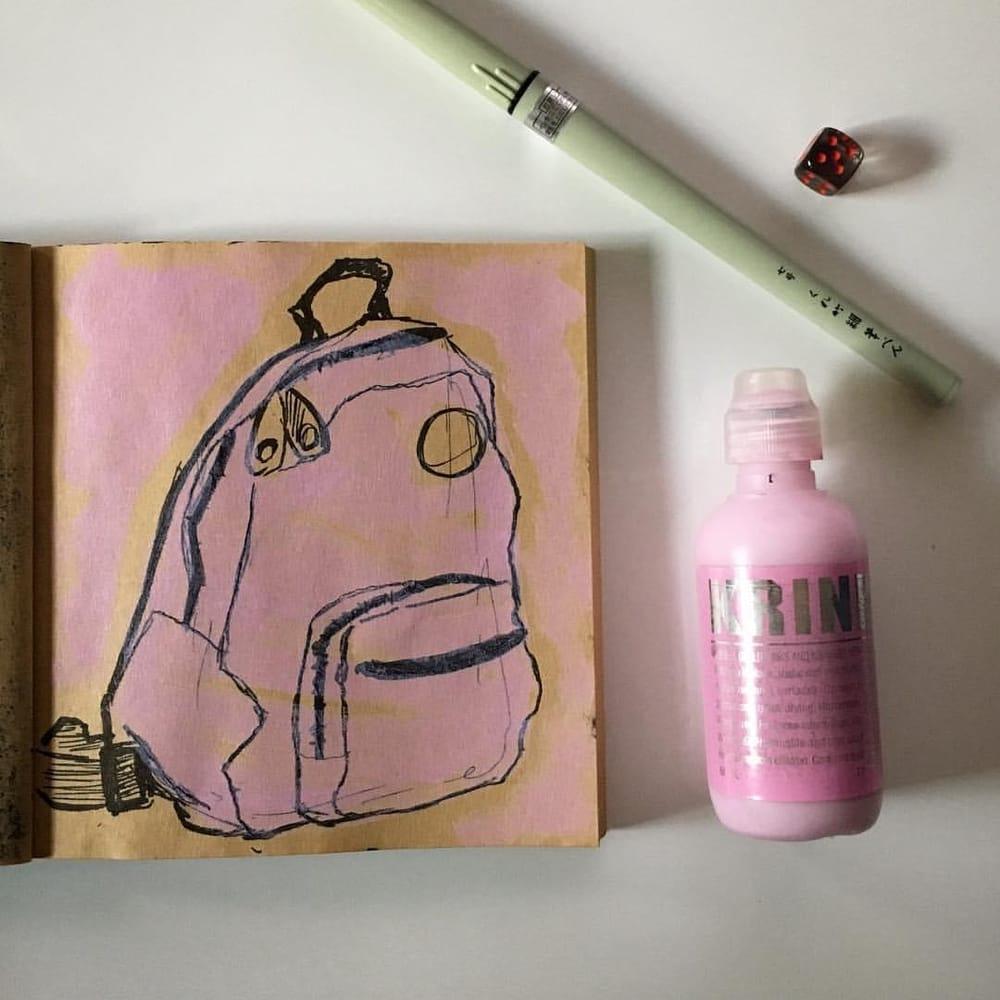 Sketchbook Magic - image 3 - student project
