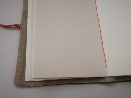 Bookbinding project Kantha style... - image 4 - student project