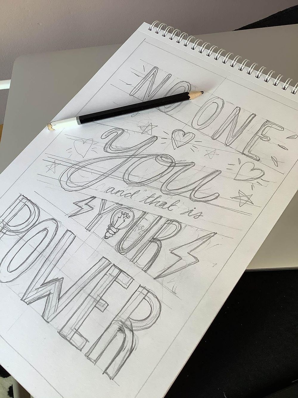 No one is you and that is your power! - image 2 - student project