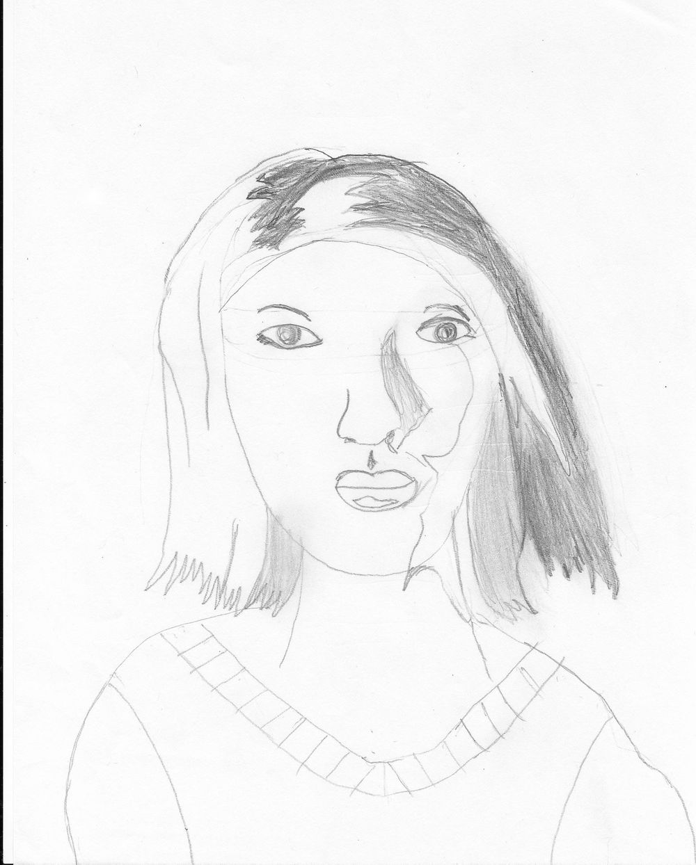 Animated Lady - image 1 - student project